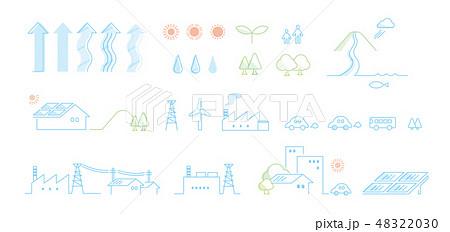 エネルギー問題ピクト 48322030
