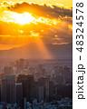 東京都 都市風景 都市の写真 48324578