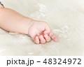 男の子 赤ちゃん 赤ん坊の写真 48324972
