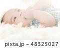 男の子 赤ちゃん 赤ん坊の写真 48325027