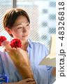 ありがとう 母の日 カーネーションの写真 48326818