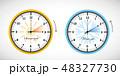 掛け時計 時計 時間のイラスト 48327730