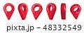 指示棒 ポインター ポインタのイラスト 48332549