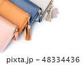 お財布 サイフ 財布の写真 48334436