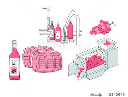 ワイン工場 48340946