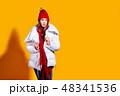 女性 メス ジャケットの写真 48341536