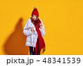 ファッション 女の子 女児の写真 48341539