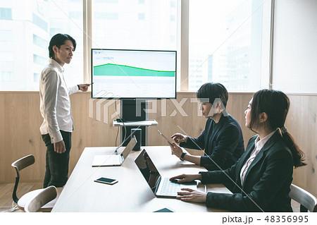 ビジネス コワーキング レポート 48356995