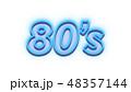 80's 素材 48357144