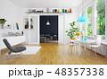 modern scandinavian living room design. 48357338