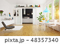 modern scandinavian dining room design. 48357340