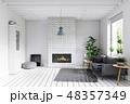 modern interior design. 48357349