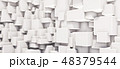 抽象的 抽象 アブストラクトのイラスト 48379544