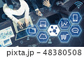 ビジネス データ 分析の写真 48380508