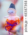 つるし雛 ひなまつり 文化の写真 48387368
