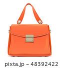鞄 ハンドバッグ 手提げのイラスト 48392422