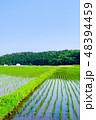 風景 日本 農業の写真 48394459
