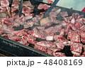 食べ物 肉 料理の写真 48408169