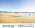 河口 川 海の写真 48411131