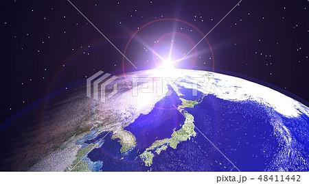 地球(日本アップ) 48411442