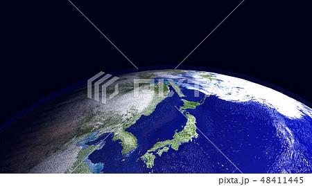 地球(日本アップ) 48411445