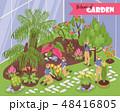 植物 自然 エコのイラスト 48416805