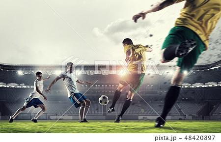 Hot football moments 48420897
