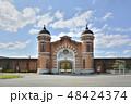 旧奈良監獄正門 正門 旧奈良監獄の写真 48424374