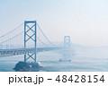 大鳴門橋 橋 鳴門海峡の写真 48428154