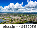 風景 空 雲の写真 48432056