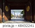 靖国神社 神門(東京都千代田区) 48432241