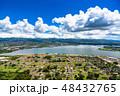 風景 空 雲の写真 48432765