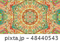 Abstract Colorful Painted Kaleidoscopic Graphic 48440543