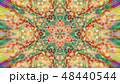 Abstract Colorful Painted Kaleidoscopic Graphic 48440544