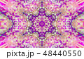 Abstract Colorful Painted Kaleidoscopic Graphic 48440550