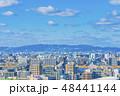大阪 風景 梅田の写真 48441144