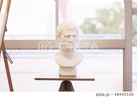 美術アトリエ 石膏デッサン 48445530