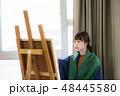 美術 アトリエ アートの写真 48445580