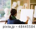 美術 アトリエ アートの写真 48445584