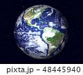 地球(アメリカ大陸,南米)星あり 48445940