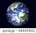地球(アメリカ大陸,南米)星なし 48445941