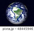 地球(南米大陸)星あり 48445946