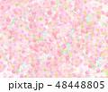 桜 模様 桜模様のイラスト 48448805