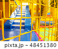 Indoor playground with colorful plastic balls for children 48451380