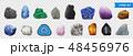 ストーン 石 石材のイラスト 48456976