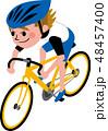 自転車競技 48457400