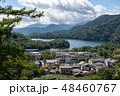 湖 風景 日本の写真 48460767