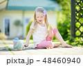 チョーク 白亜 子の写真 48460940