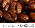 Roasted coffee beans 48462113