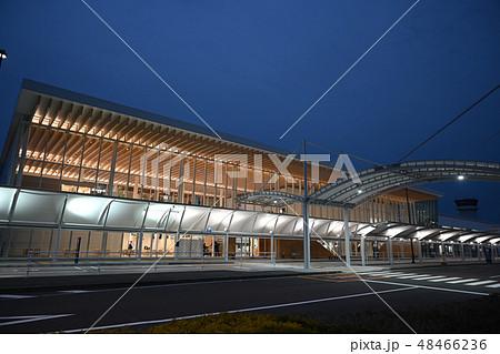 富士山静岡空港のターミナルビル 48466236